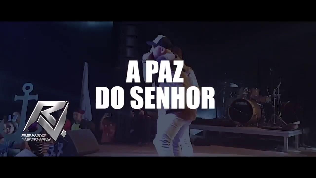 FUNK GOSPEL 2019 - A PAZ DO SENHOR - RENZO VERNAY - AO VIVO - PARTE 1 DE 4
