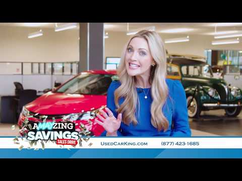 aMAYzing Used Car Savings!