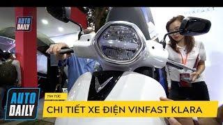  VINFAST  Đánh giá nhanh xe máy điện VinFast Klara vừa ra mắt