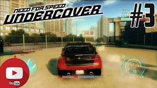 ✔ Need for Speed Undercover: Historia completa en Español | Playthrough Parte 3