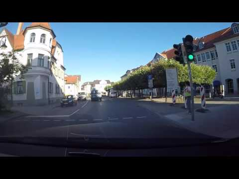 From Hohenschwangau Germany to Hannover Romantic Road 8.9.2016