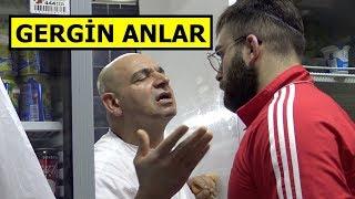 Çiğköfteci Ali Ustaya Racon Kestik, Aklımızı Aldı - Gergin Anlar