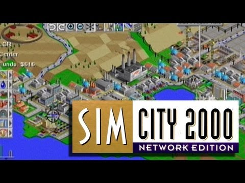 LGR - SimCity 2000 Network Edition - PC Game Review thumbnail