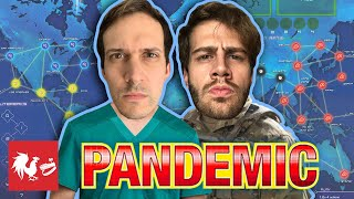 Pandemic in a Pandemic | Hard Mode