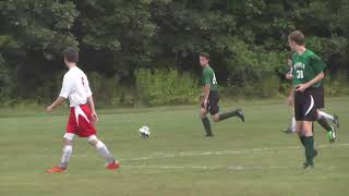 Vinalhaven at Temple Academy Boys Soccer