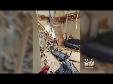 Floor Of Student Apartment Complex Collapses During Party