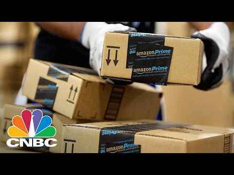 Amazon To Build Air Cargo Hub In Kentucky | Squawk Box | CNBC