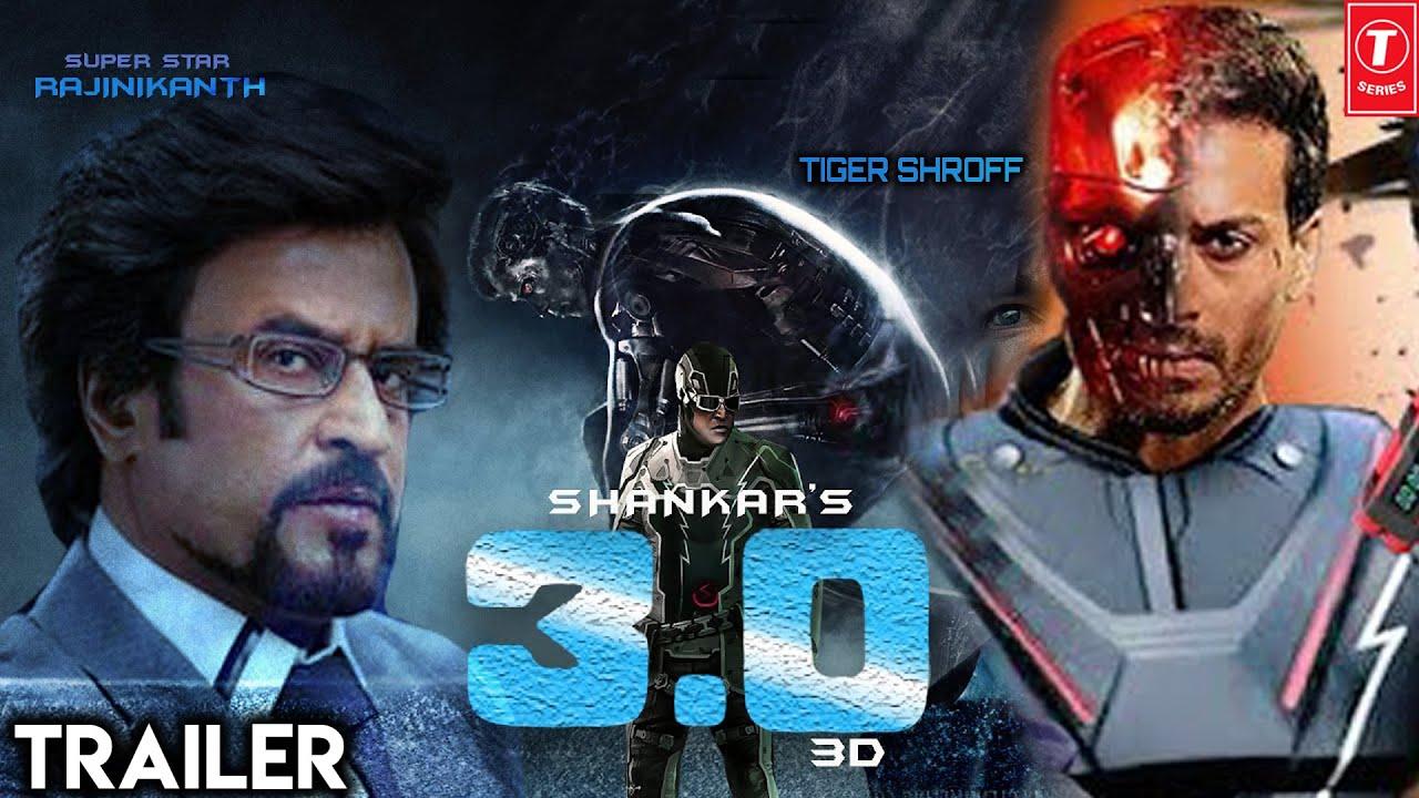 Download Robot 3.0 Trailer   Rajinikanth   Tiger Shroff   Katrina Kaif   Arnold Schwarzenegger
