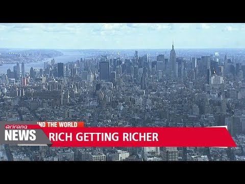 World's richest 500 see their wealth increase by U.S. $1 tril. in 2017