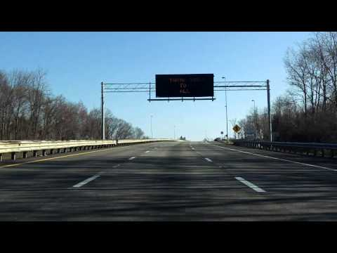 Interstate 290 (Exits 7 to 19) eastbound