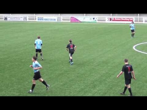 2017 UK Trip Match 2 Maidstone FC