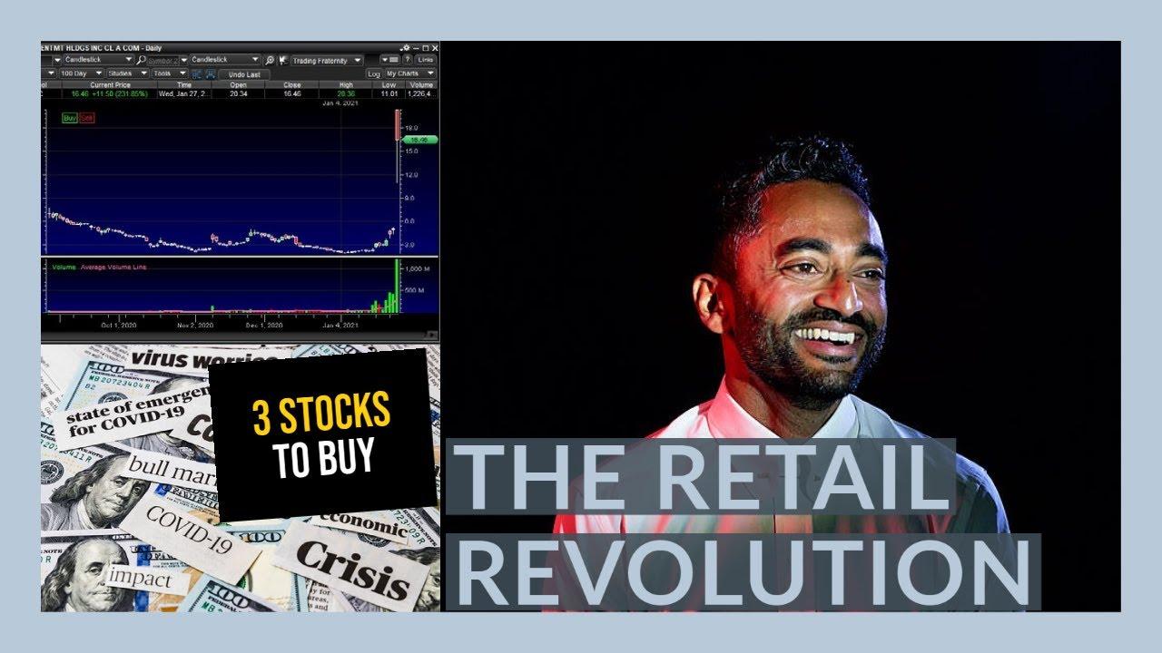 THE STOCK MARKET BROKE TODAY!! - My Watchlist - 3 STOCKS I'M GOING TO BUY TOMORROW!