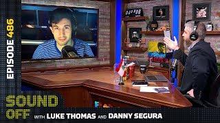 Is Artem Lobov A Star In Combat Sports? (Plus Show Announcement) | Sound Off #486