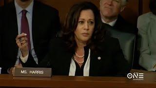 Senators Attempt To Silence Kamala Harris During Senate Intelligence Hearing