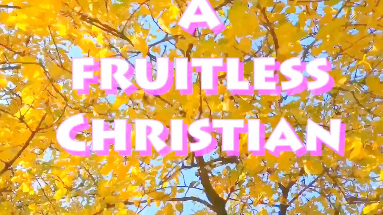 I am a christian because