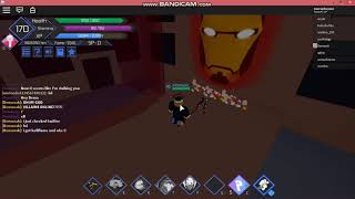 Roblox How to get Stark Bar In Villains Online
