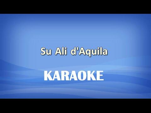 Su Ali d'Aquila KARAOKE