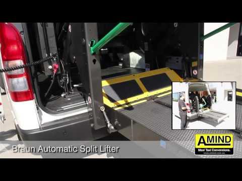 braun millennium series wheelchair lift manual