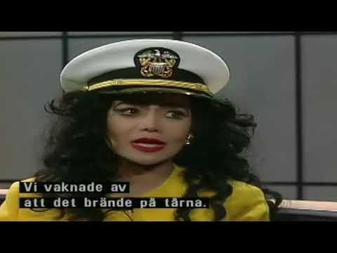 DABROWSKI med La Toya Jackson, Genesis, Birgitta Andersson, Dan Ekborg m fl från 1991