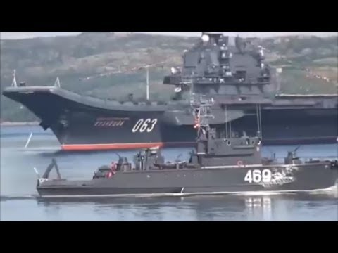 Severomorsk. Russian Navy Northern Fleet