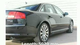 2006 audi a8 4 2 tdi quattro walkaround and specification