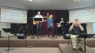 January 3rd Worship Service