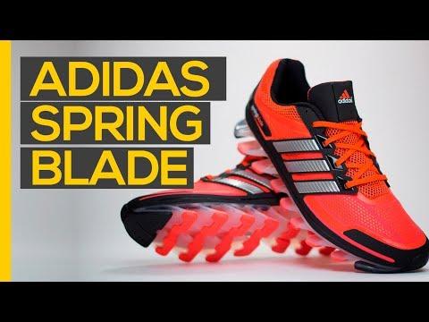 Adidas Springblade: 7 Perguntas e Respostas | Tênis Masculino