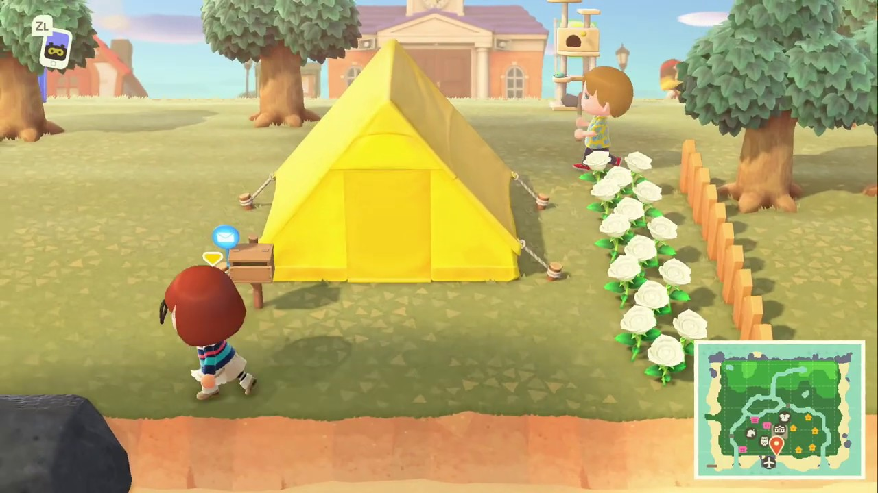 Animal Crossing New Horizons Gameplay Footage And New Info