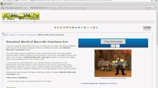 How to Download World of Warcraft Cataclysm- Tutorial