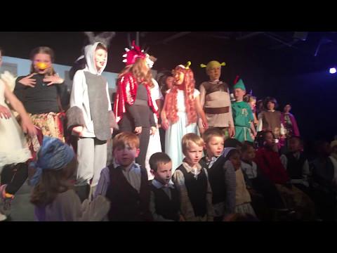 I'm A Believer - Shrek The Musical Jr - Fraser Woods Montessori School 2017