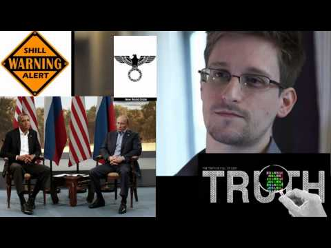 The Edward Snowden LIE - Russia Grants Asylum