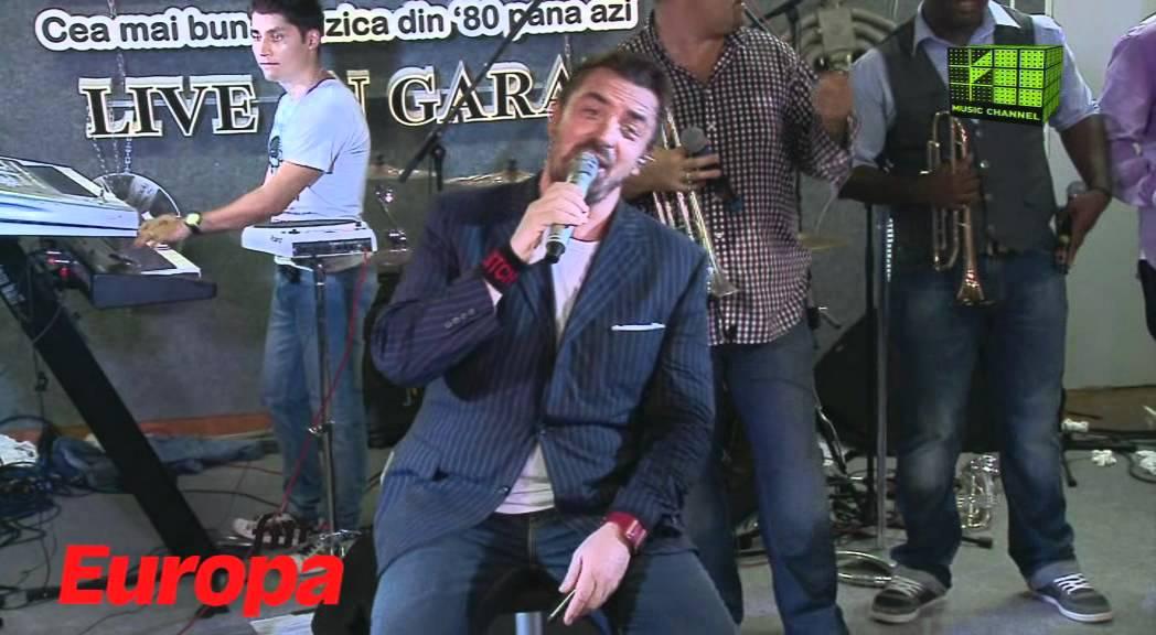 Europa FM LIVE in Garaj: Horia Brenciu - I love you