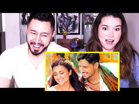 JABARIYA JODI   Sidharth Malhotra   Parineeti Chopra   Trailer Reaction by Jaby Koay!