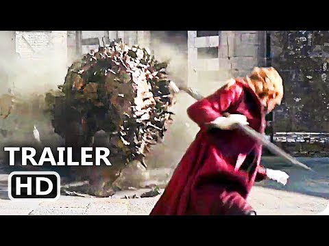 FULLMETAL ALCHEMIST Live Action Trailer (2018) Netflix Movie HD Mp3