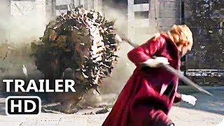 FULLMETAL ALCHEMIST Live Action Trailer (2018) Netflix Movie HD