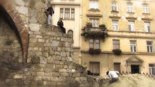 Львов 2 Parkour capital of Ukraine 2011
