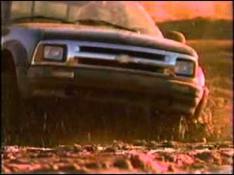 1994 Chevy S Series ZR2 Truck commercial
