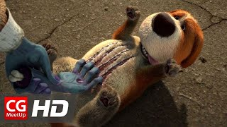 "CGI Animated Short Film HD ""Dead Friends "" by Changsik Lee 