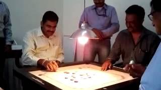 Ies inter bank carram tournament at bhojpur club