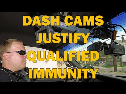 How Dash Cams Justify Qualified Immunity For LEOs - LEO Round Table Episode 673