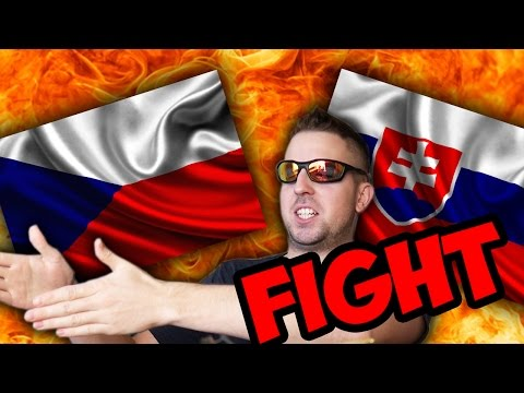 CZECH REPUBLIC VS. SLOVAKIA! (ZEMAN VS. KISKA)