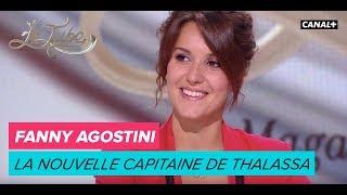 Fanny Agostini, la nouvelle capitaine de Thalassa - Le Tube du 30/09 - CANAL+