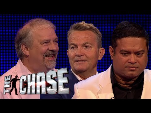 The Chase | Chris Gambles on £70,000 in His Head-to-Head With The Sinnerman
