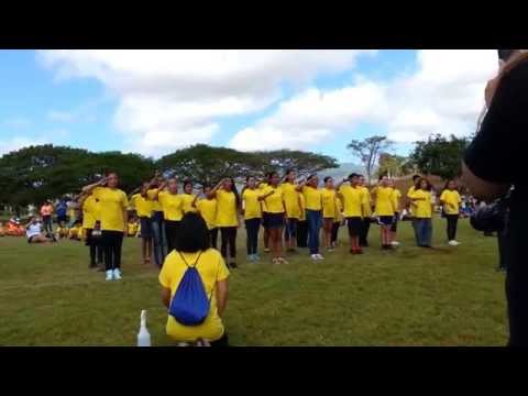 Ewa Beach Elementary School JPO Field Day 04.17.15