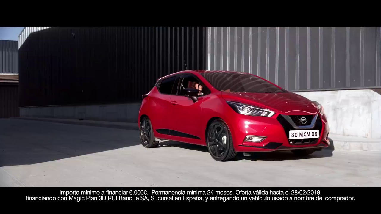 Anuncio Nissan Micra 2018 - YouTube