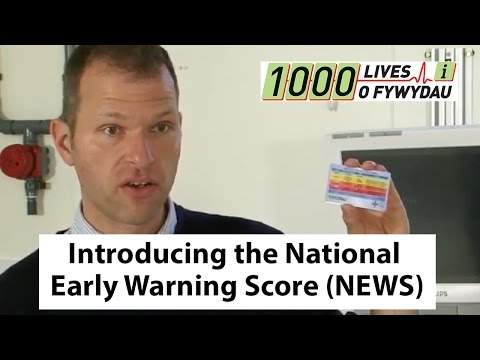 Introducing the National Early Warning Score (NEWS)