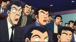 Repeat youtube video 【配音】不正經柯南劇場版【大阪編①】唱基德預告信