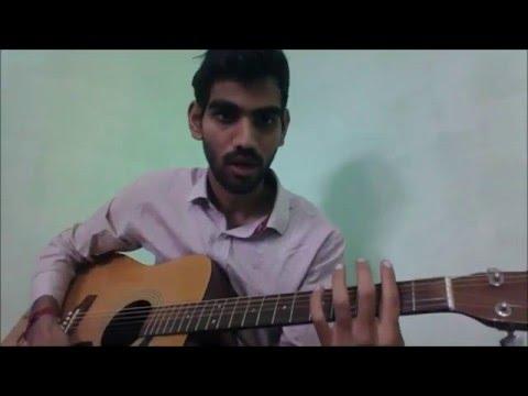 Hua Hai Aaj Pehli Baar-full guitar lesson chords(sanam re)