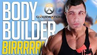 Overwatch - Mccree é BODYBUILDER, BIRRL!