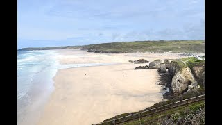 Perranporth Beach - Best Beaches of Cornwall